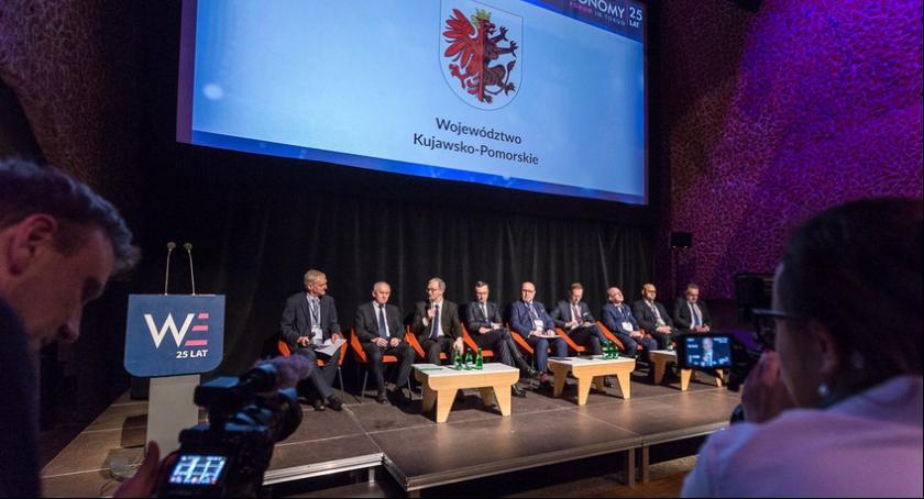 Kujawsko-Pomorskie, Przed edycja Welconomy Forum Toruniu - zdjęcie, fotografia
