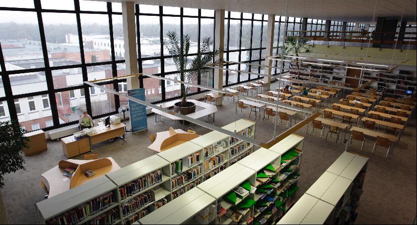 Sprawy kryminalne, Molestowanie seksualne Bibliotece Głównej Sprawa trafi prokuratury - zdjęcie, fotografia