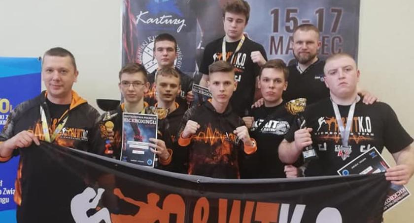 Inne dyscypliny, Kickbokser podtoruńskiego klubu zdobył Mistrzostwo Polski [FOTO] - zdjęcie, fotografia