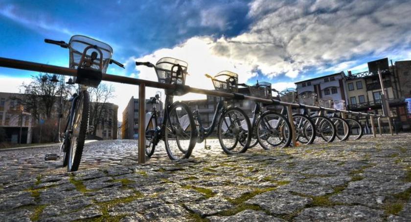 Komunikacja miejska, będą wyglądać Toruńskie Rowery Miejskie prawie [FOTO] - zdjęcie, fotografia