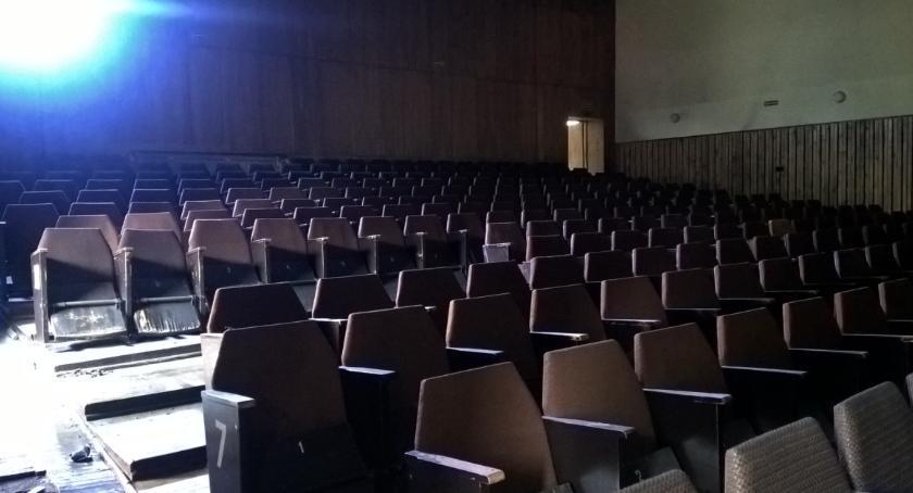 Wydarzenie, Torunianie przewietrzą Grunwald Niecodzienne pożegnanie kinoteatrem! - zdjęcie, fotografia