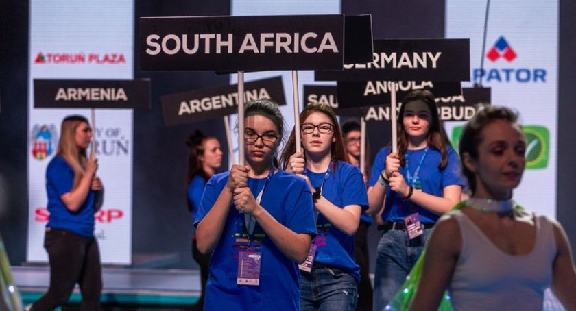 Inne dyscypliny, Sportowcy krajów zjechali naszego miasta Wystartowały Mistrzostwa Świata Arenie Toruń [FOTO] - zdjęcie, fotografia