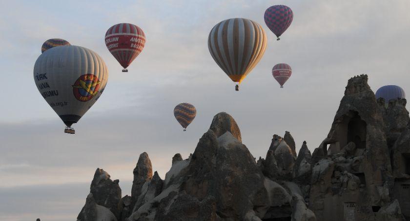 Ciekawostki, najlepsze miejsce wymarzony balonem - zdjęcie, fotografia