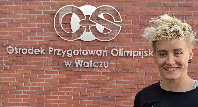 Inne dyscypliny, Katarzyna Zillmann Myślę Igrzyskach odkąd skończyłam pięć - zdjęcie, fotografia