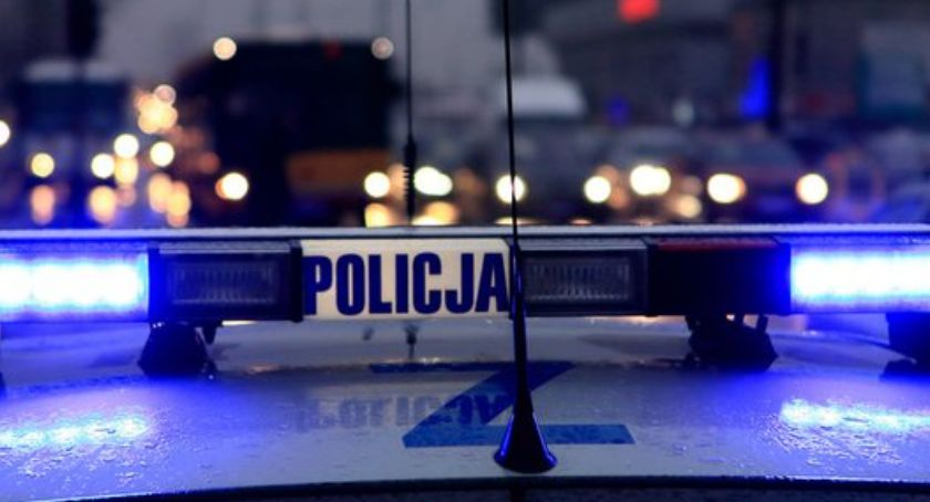 Sprawy kryminalne, Tragedia drodze Doświadczony policjant zginął wypadku służbie - zdjęcie, fotografia