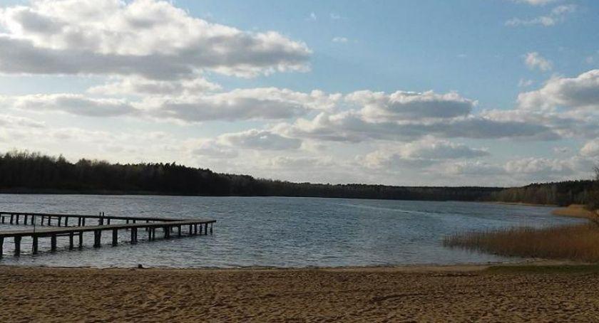 Inwestycje, Jezioro Kamionkach zyska oryginalną atrakcję turystyczną - zdjęcie, fotografia