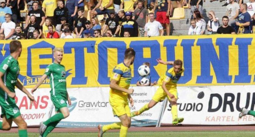 Piłka Nożna, coraz dalej Elana przegrała bardzo ważnym meczu - zdjęcie, fotografia
