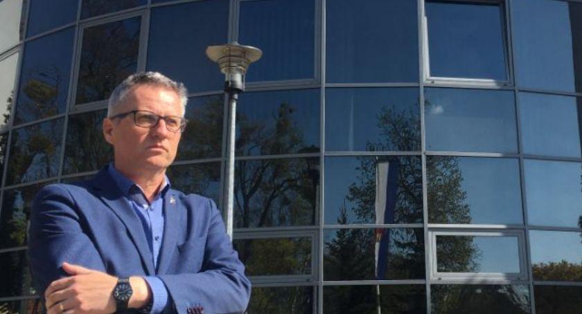 Znani torunianie, Roman Skibiński Najlepszym miernikiem zadowolenie klientów wystawców - zdjęcie, fotografia