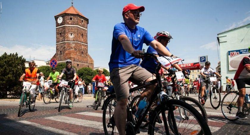 Kujawsko-Pomorskie, rodzinne rajdy rowerowe - zdjęcie, fotografia