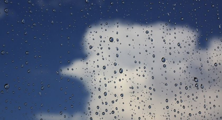 Pogoda, Fatalny początek Toruniu dziś zobaczymy słońce - zdjęcie, fotografia