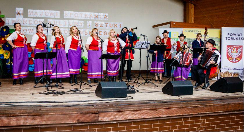 Wydarzenie, Toruniem odbyło Voice Powiatu Toruńskiego - zdjęcie, fotografia