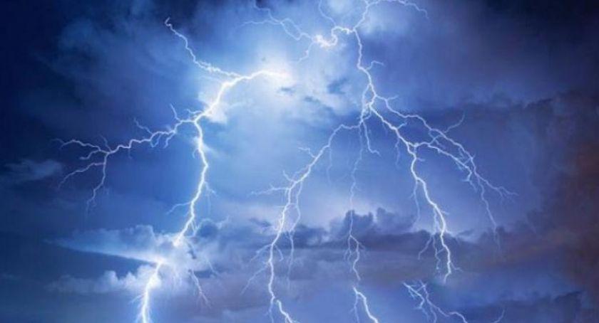 Pogoda, Uwaga! Ostrzeżenie mieszkańców Torunia okolic - zdjęcie, fotografia