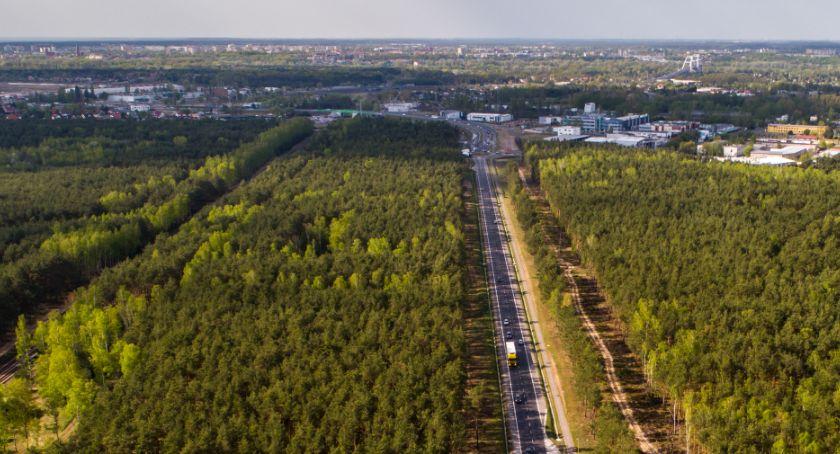 Drogi, kolejnym miejscu Torunia kierowcy rozpędzą [FOTO] - zdjęcie, fotografia
