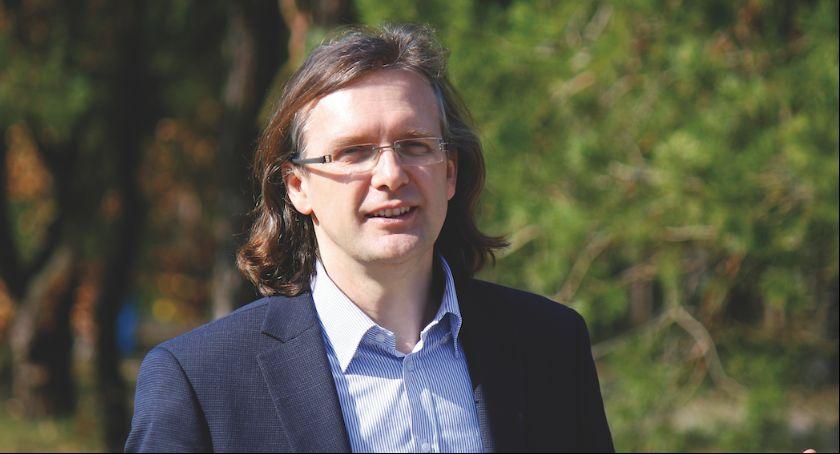 Partie Polityczne, Michał Korolko bardzo konkretne zadanie wykonania - zdjęcie, fotografia