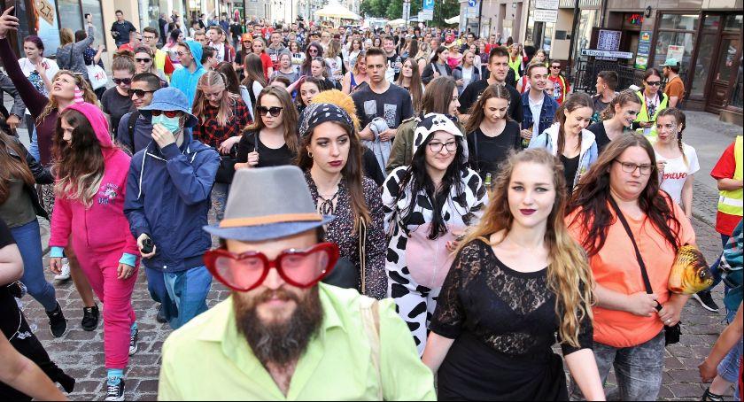 Uczelnie wyższe, Juwenalia Toruniu Scena główna scena klubowa imprezy plenerowe [PROGRAM] - zdjęcie, fotografia