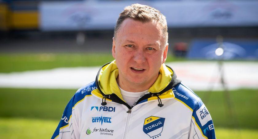 Get Well Toruń, Zarząd klubu podjął decyzję przyszłości Jacka Frątczaka - zdjęcie, fotografia