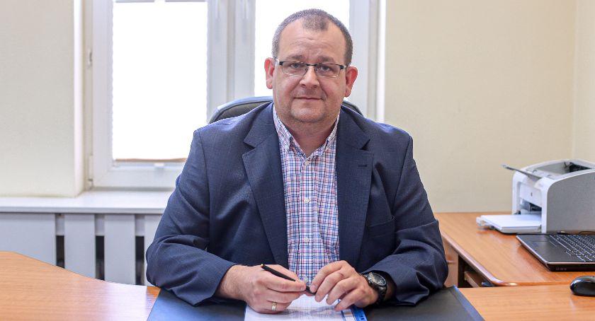 Drogi, dyrektor Zarządu Dróg Wojewódzkich - zdjęcie, fotografia
