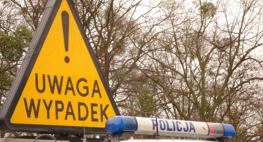 Wypadki, Śmiertelny wypadek trasie Toruń Bydgoszcz [PILNE] - zdjęcie, fotografia