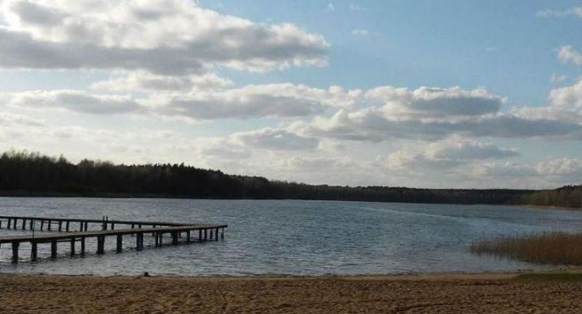 Wydarzenie, Ekstremalne doświadczenia sportowe jeziorem Kamionkach - zdjęcie, fotografia