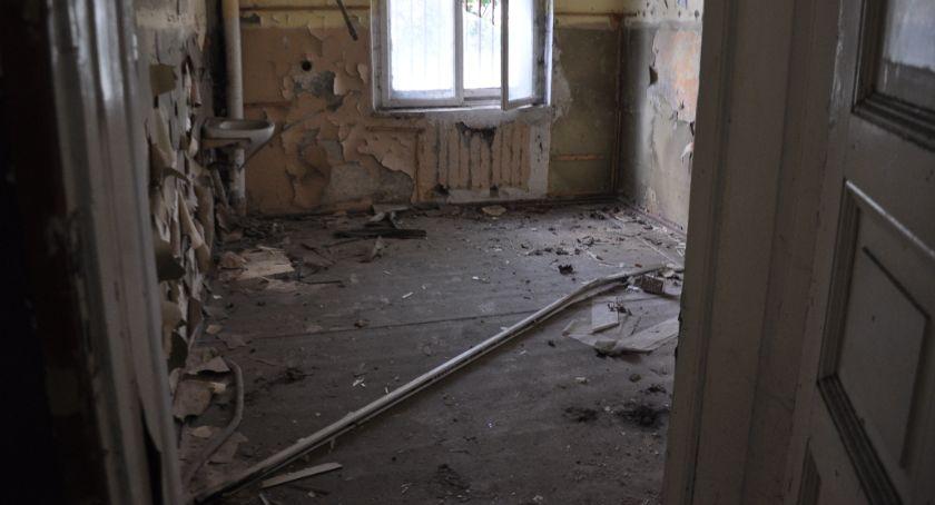 Sprawy kryminalne, Horror Toruniem miejsce gdzie sprawca przetrzymywał gwałcił [FOTO] - zdjęcie, fotografia