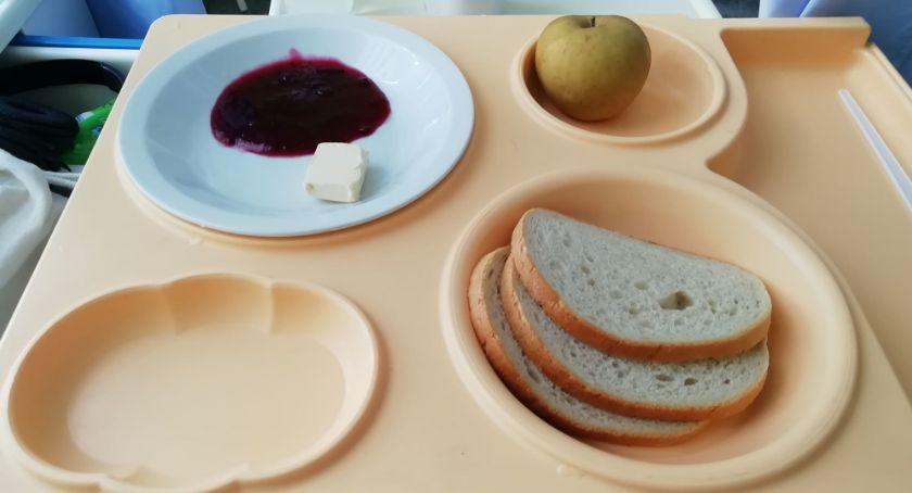 Ciekawostki, jedzenie szpitalu Toruniu faktycznie takie Sprawdziliśmy! [FOTO] - zdjęcie, fotografia
