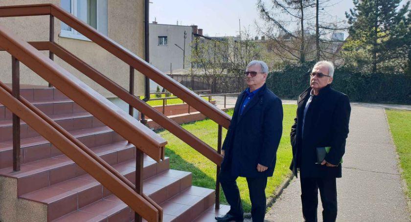 Powiat toruński, Powiat reaguje potrzeby mieszkańców podtoruńskiej poradni pojawi winda [FOTO] - zdjęcie, fotografia