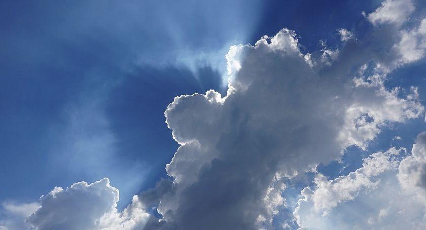 Pogoda, Torunia nadchodzi kolejna upałów! - zdjęcie, fotografia