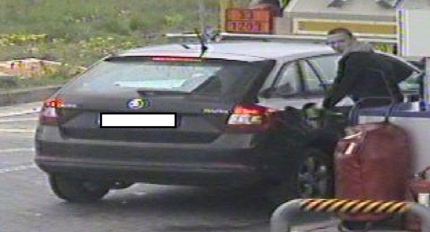 Sprawy kryminalne, Pobili mężczyznę potem ukradli spalili samochód Rozpoznajesz [FOTO] - zdjęcie, fotografia