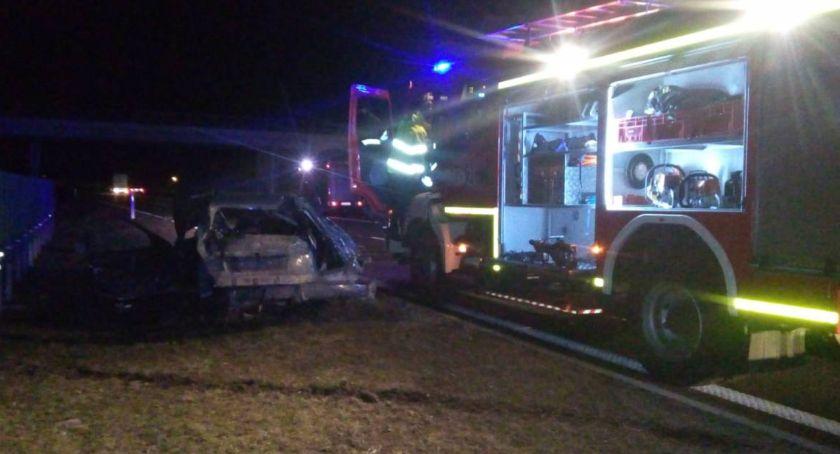 Sprawy kryminalne, Tragiczny karambol Toruniem Kierowca tłumaczy dlaczego uciekł miejsca wypadku - zdjęcie, fotografia