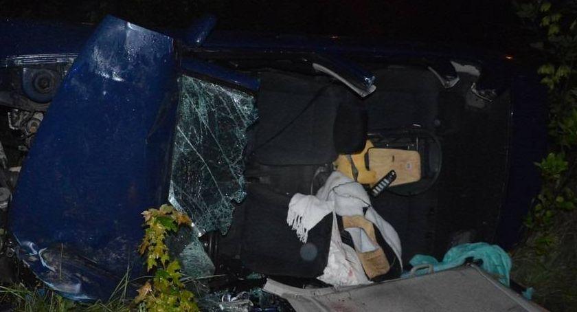 Wypadki, Prowadziła alkoholu wypadku zginął letni Prokuratura postawiła zarzuty kobiecie - zdjęcie, fotografia