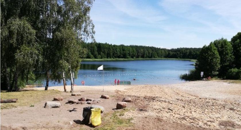 """Ciekawostki, Toruniem powstało darmowe """"kąpielisko"""" Plaża przeżywała oblężenie! - zdjęcie, fotografia"""