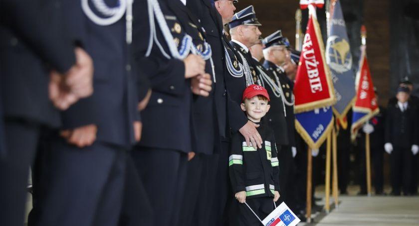 Straż pożarna, Ochotnicza Straż Pożarna Łubiance skończyła [FOTO] - zdjęcie, fotografia