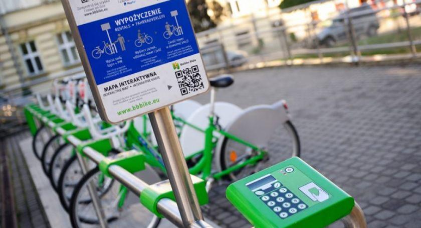 Rowery, Toruniu można stworzyć własną stację roweru miejskiego - zdjęcie, fotografia
