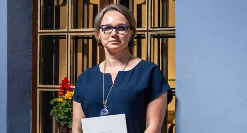 Znani torunianie, Justyna Słomska Nowak Musimy sprostać wymogom rynku kultury - zdjęcie, fotografia