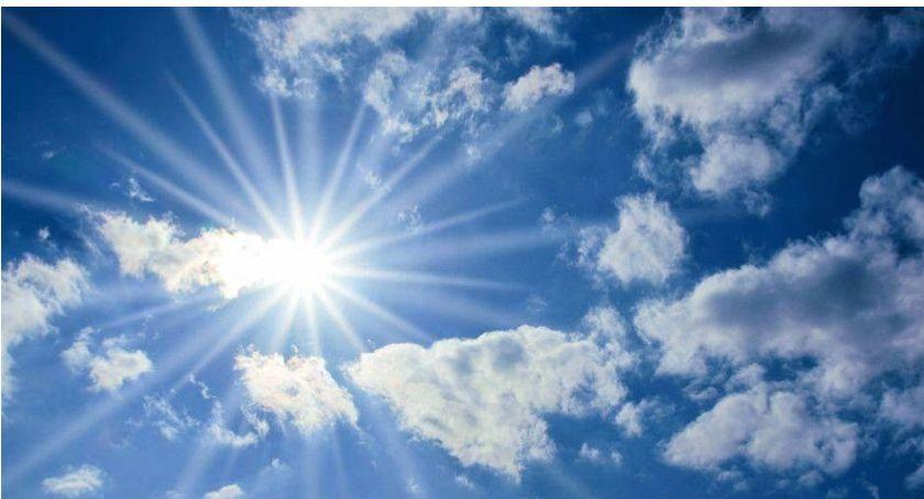 Pogoda, Dziś słońca zabraknie będzie weekend - zdjęcie, fotografia
