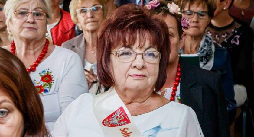 Powiat toruński, Barbara Kisielewska Sołtys blisko ludzi - zdjęcie, fotografia