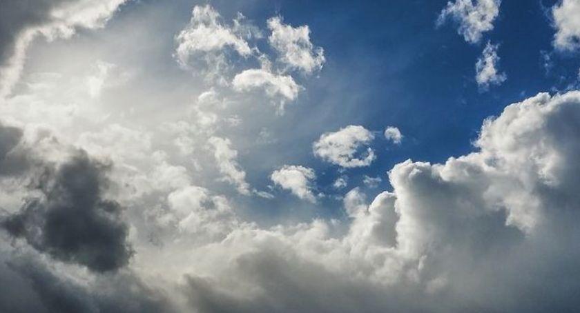 Pogoda, Torunia końcu nadchodzi ocieplenie! - zdjęcie, fotografia