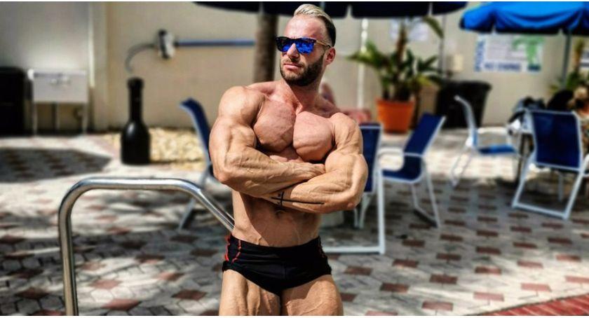 Inne dyscypliny, Kulturysta Torunia wystąpi podczas zawodów Elite Miami - zdjęcie, fotografia