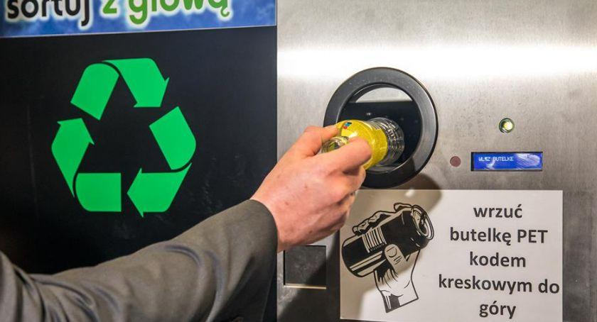 Inwestycje, Toruniu pojawi pierwszy butelkomat! - zdjęcie, fotografia