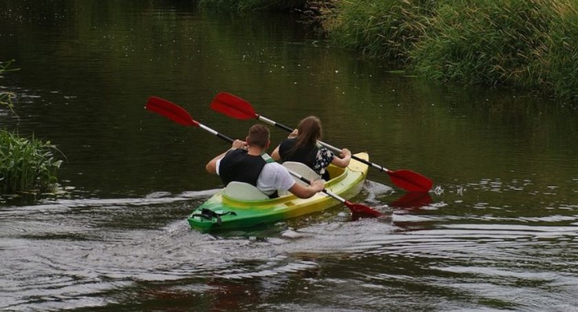 Inne dyscypliny, Toruniem odbędzie Międzynarodowy Spływ Kajakowy - zdjęcie, fotografia