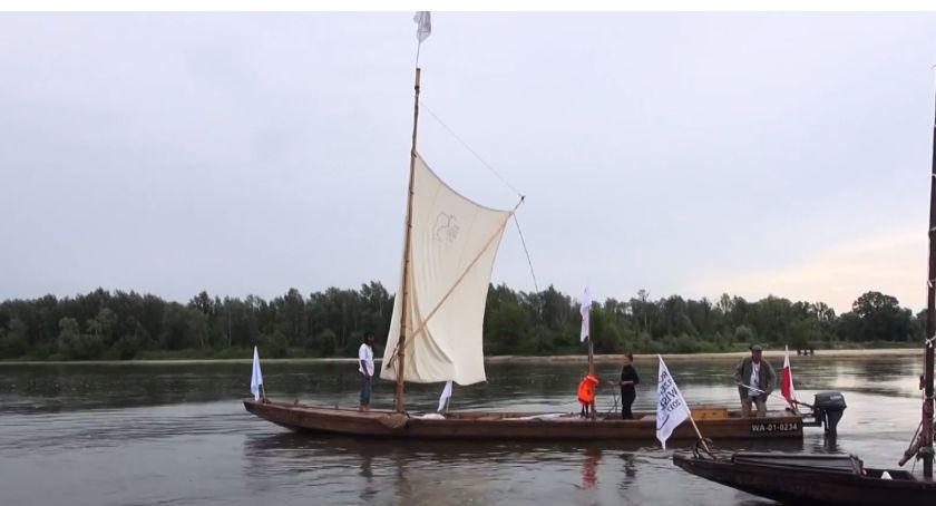 Imprezy, Festiwal Wisły Statki całej Europy wrócą największą polską rzekę - zdjęcie, fotografia