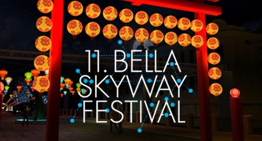 Wydarzenie, Przed Bella Skyway Festival Olbrzymia instalacja stanie Gregorkiewicza! - zdjęcie, fotografia