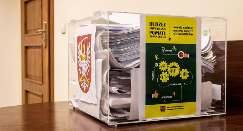 Powiat toruński, kolejny budżetu obywatelskiego powiatu toruńskiego - zdjęcie, fotografia