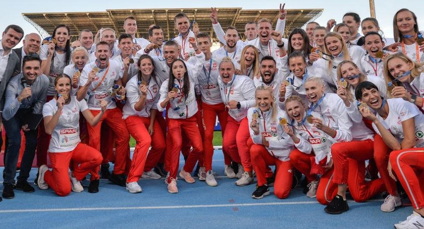 Inne dyscypliny, Polska zwyciężyła Drużynowych Mistrzostwach Europy naszym województwie - zdjęcie, fotografia