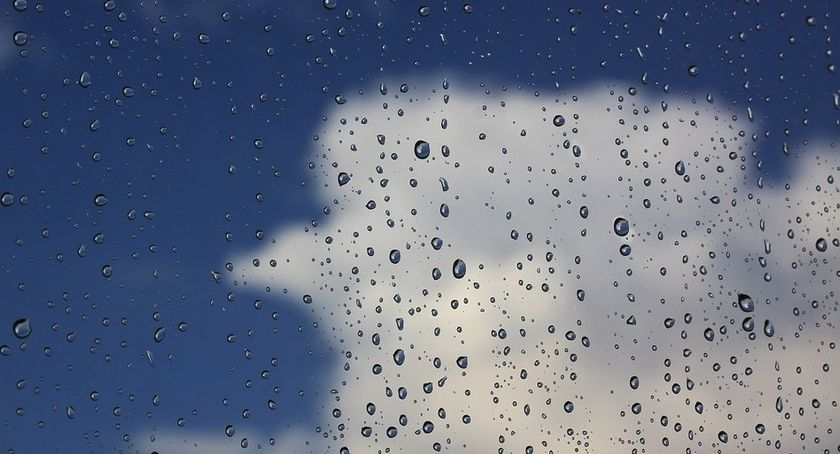 Pogoda, Dziś Toruniu oknami tylko słońce - zdjęcie, fotografia