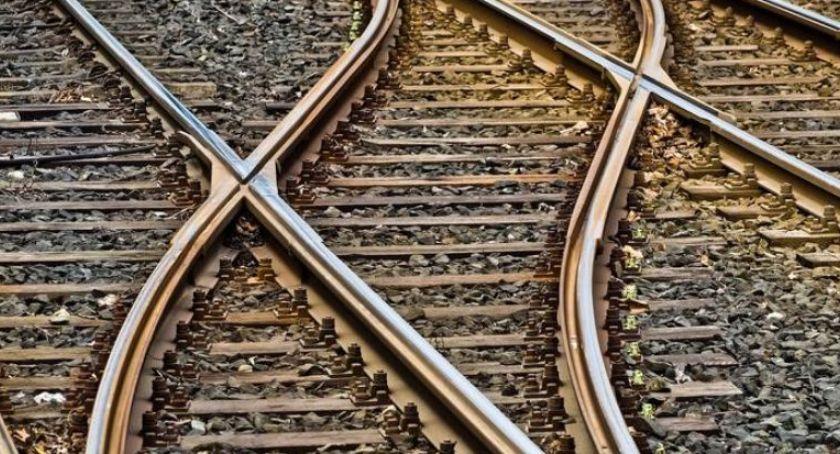 Wypadki, Tragedia torach Duże opóźnienia pociągów jadących przez Toruń! [PILNE] - zdjęcie, fotografia