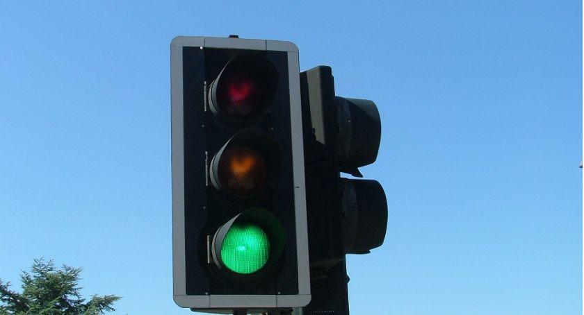 Inwestycje, Ostaszewie pojawi sygnalizacja świetlna - zdjęcie, fotografia