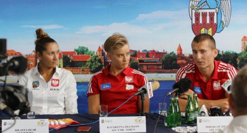 Prezydent Torunia, Troje mieszkańców Torunia wywalczyło bilet Igrzyska Tokio - zdjęcie, fotografia