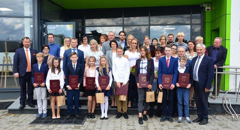 Szkoły i licea, najzdolniejsi uczniowie gminy Łysomice [FOTO] - zdjęcie, fotografia