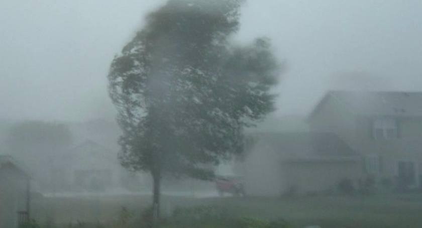 Pogoda, Załamanie pogody Toruniu oknami będzie działo! - zdjęcie, fotografia